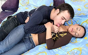 Free Teen Tit Sucking Porn Pictures